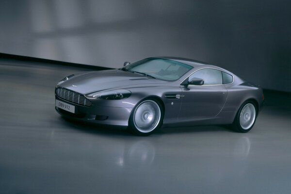 Aston Martin DB9 Speed