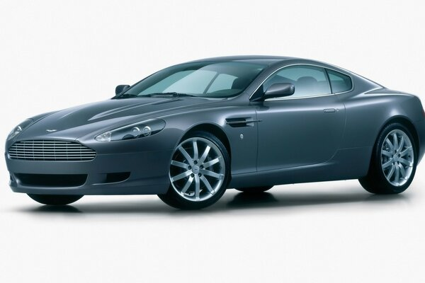 Aston Martin DB9 Studio