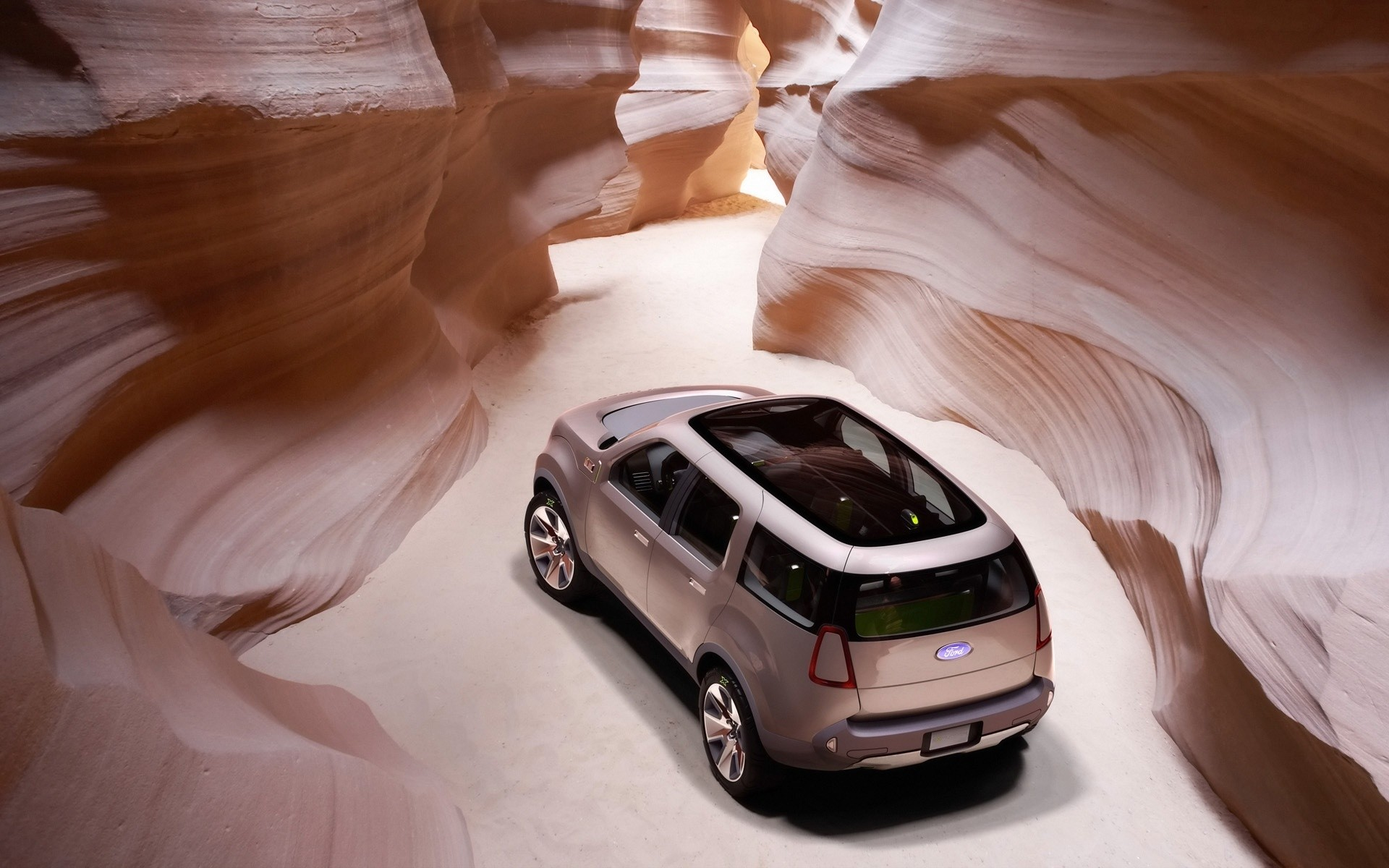 ford car vehicle transportation system automotive woman girl travel family ford explorer ford concept