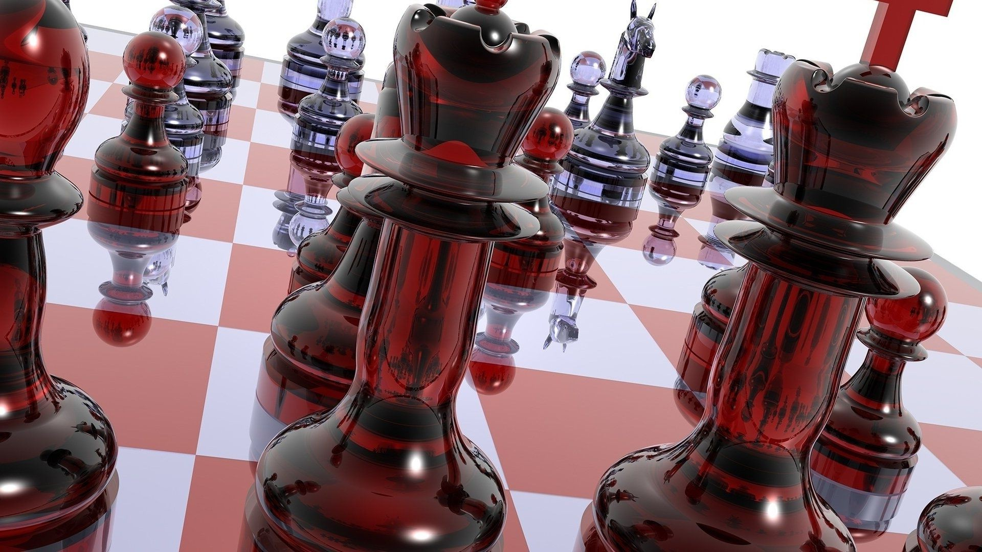 Bright Colors Chess Strategy Knight Victory Competition Win Pawn Leisure Game Queen Play Intelligence Decision Mate