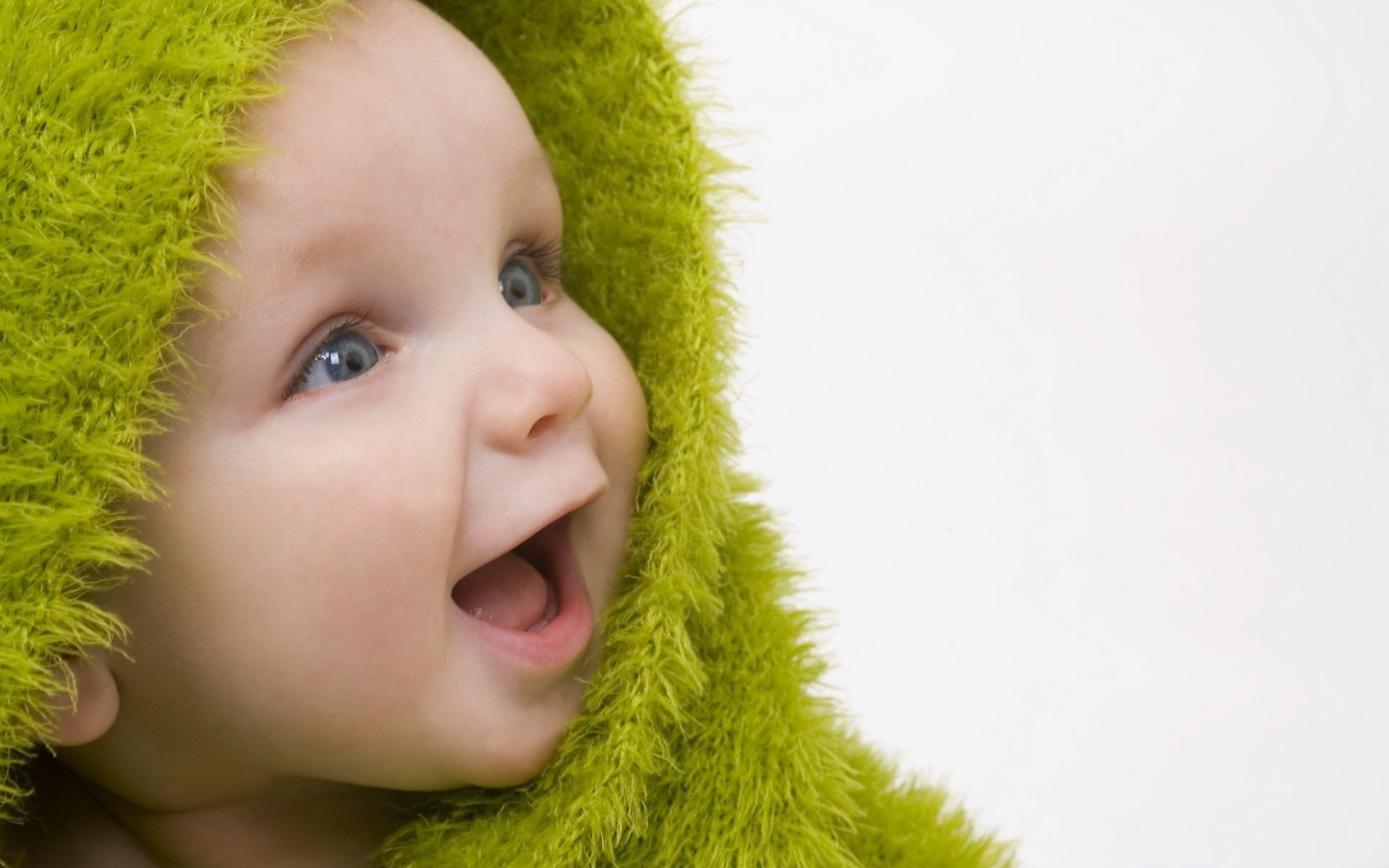 laughing children child little nature cute fun portrait beautiful baby innocence