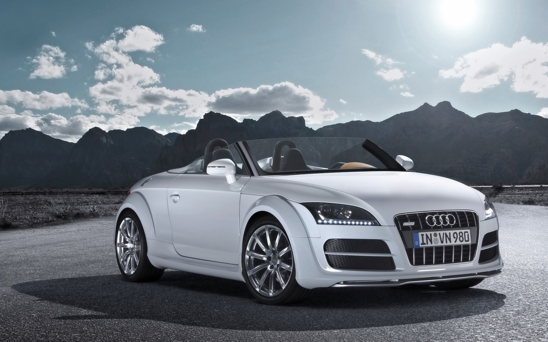 Audi Tt Quattro Front Android Wallpapers For Free