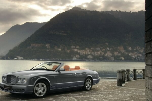 Bentley Azure T Venusian Grey 2009