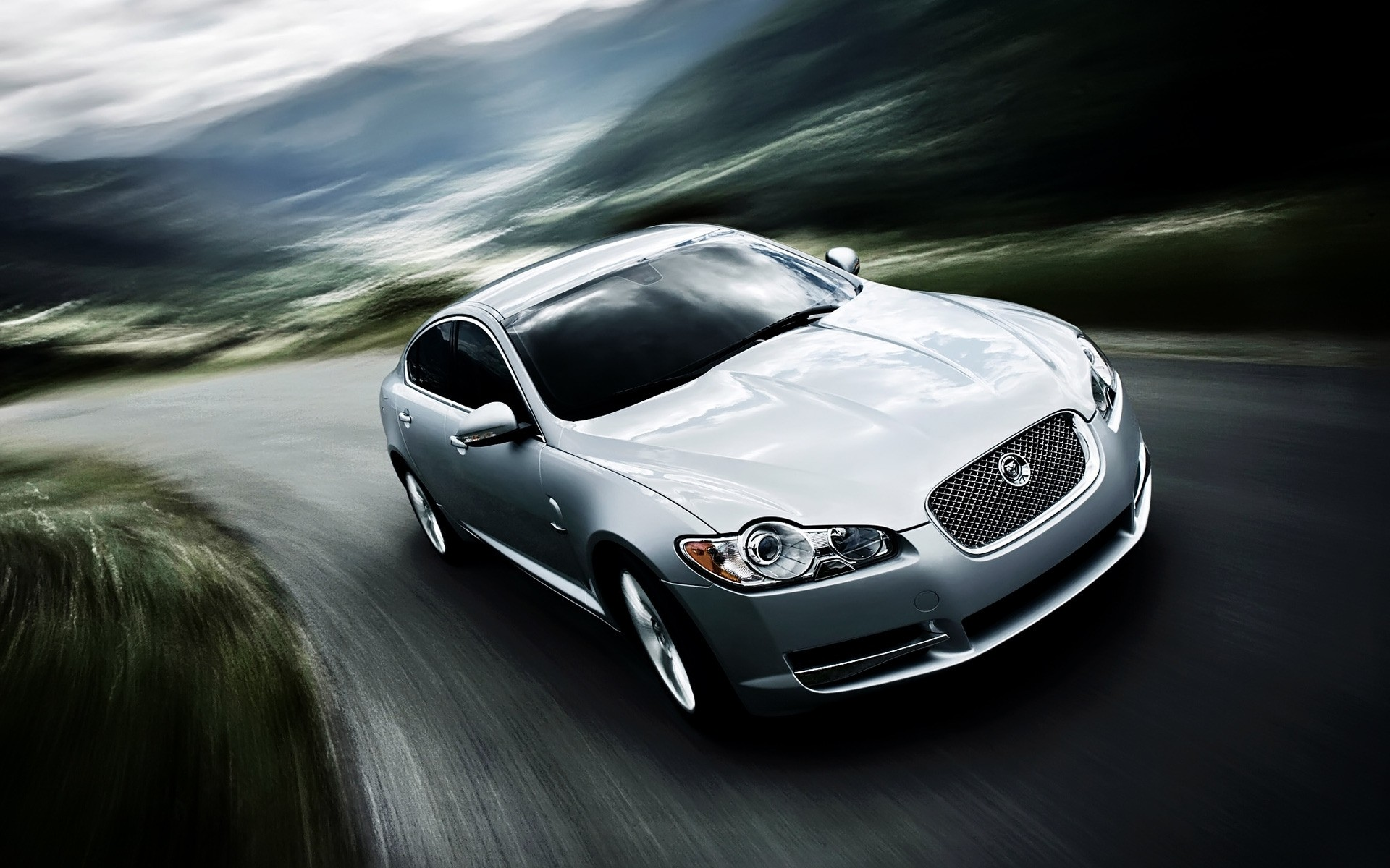 jaguar car vehicle fast hurry transportation system asphalt pavement wheel automotive drive blacktop jaguar xf
