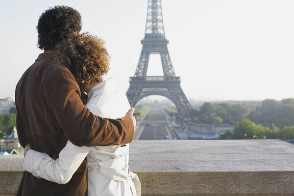 a romantic trip to Paris