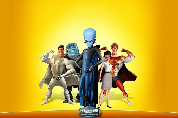 Megamind Movie