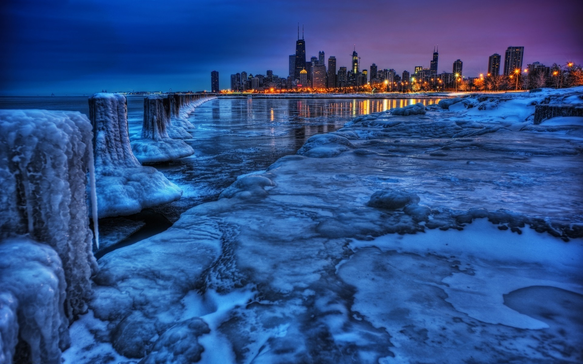 other city water sunset travel dusk evening dawn reflection sky river sea winter landscape city light snow outdoors beach seashore ocean ice lake background