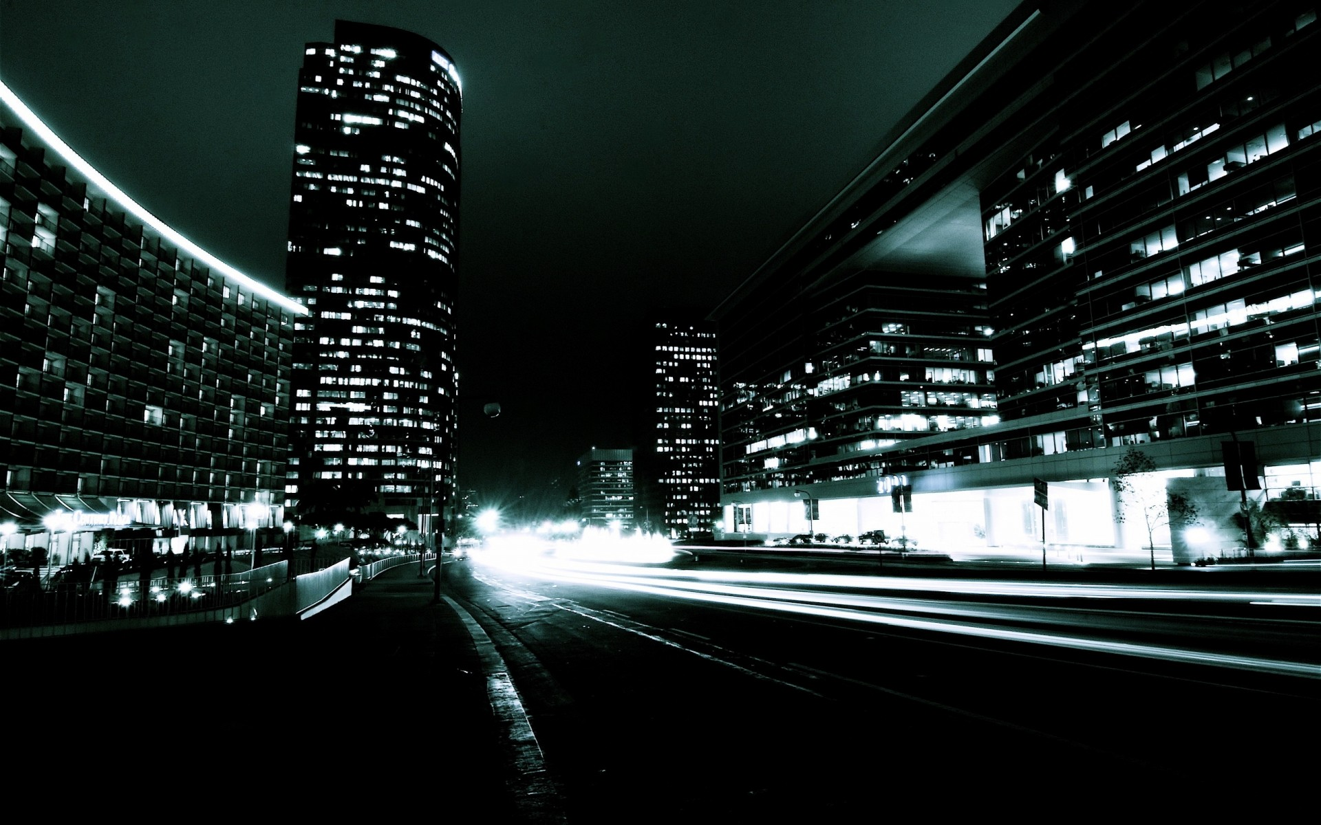 City Lights IPhone Wallpapers For Free