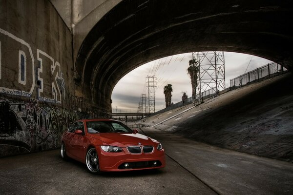 BMW RS35 Biturbo RDSport Front Angle
