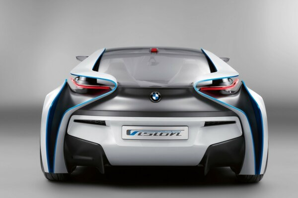 BMW Vision EfficientDynamics Studio