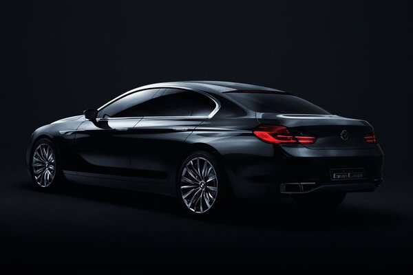 BMW Gran Coupe Rear