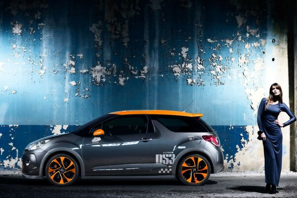 Cool Citroen DS3 Side Angle
