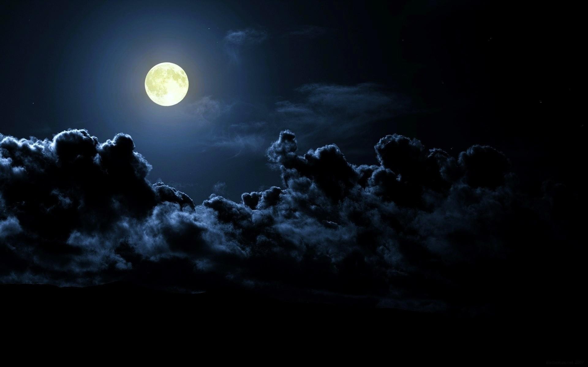 Full Moon Night Phone Wallpapers