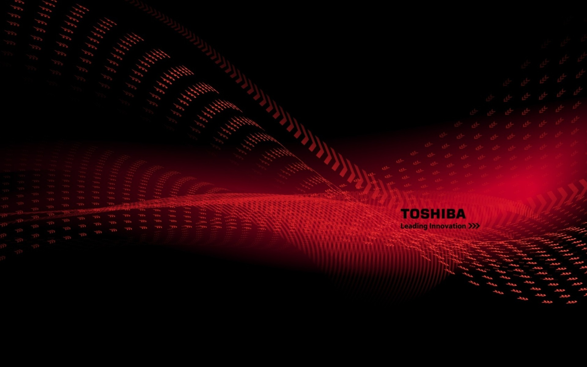 toshiba red wave