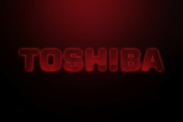 Toshiba red style