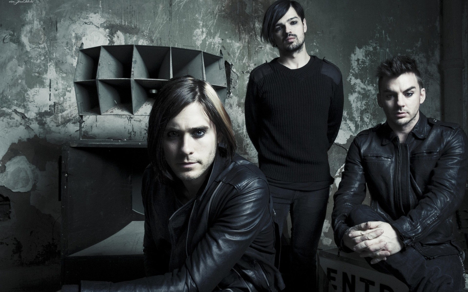 30 Seconds To Mars Android Wallpapers