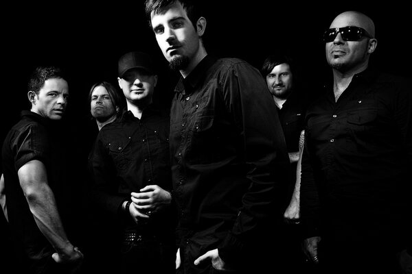 Pendulum Electronic Rock in Black