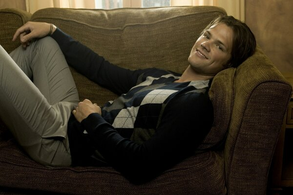 Jared Padalecki Smile
