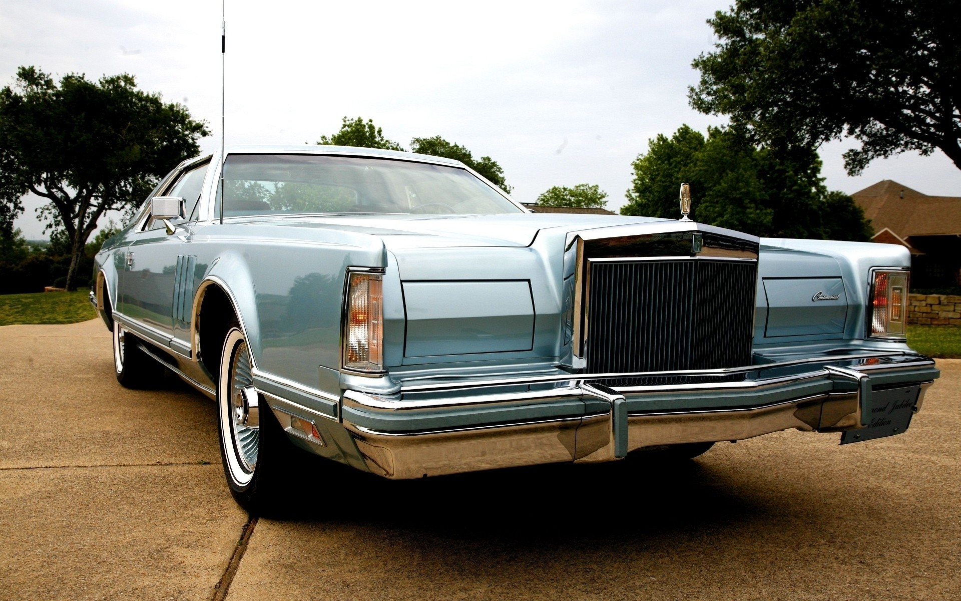 Vintage Lincoln Continental Iphone Wallpapers For Free