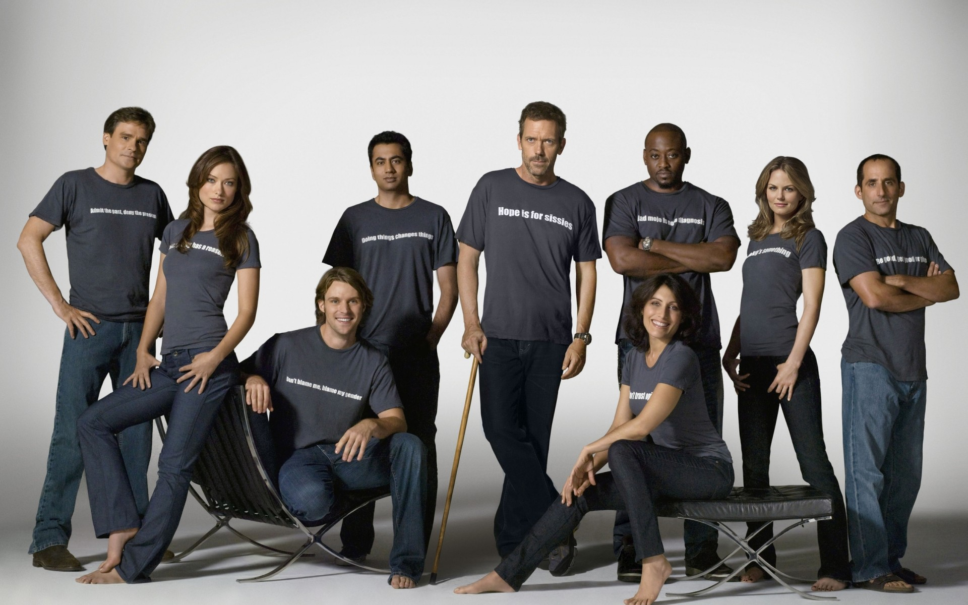 House Md Actors Iphone Wallpapers For Free