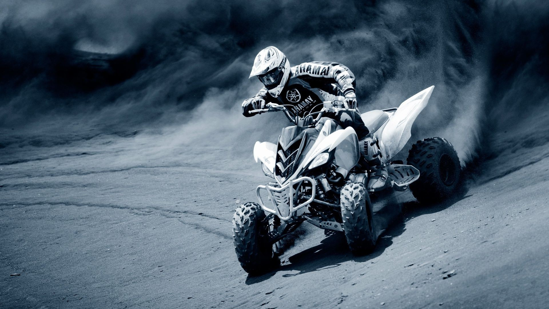 ATV Yamaha. Android Wallpapers For Free