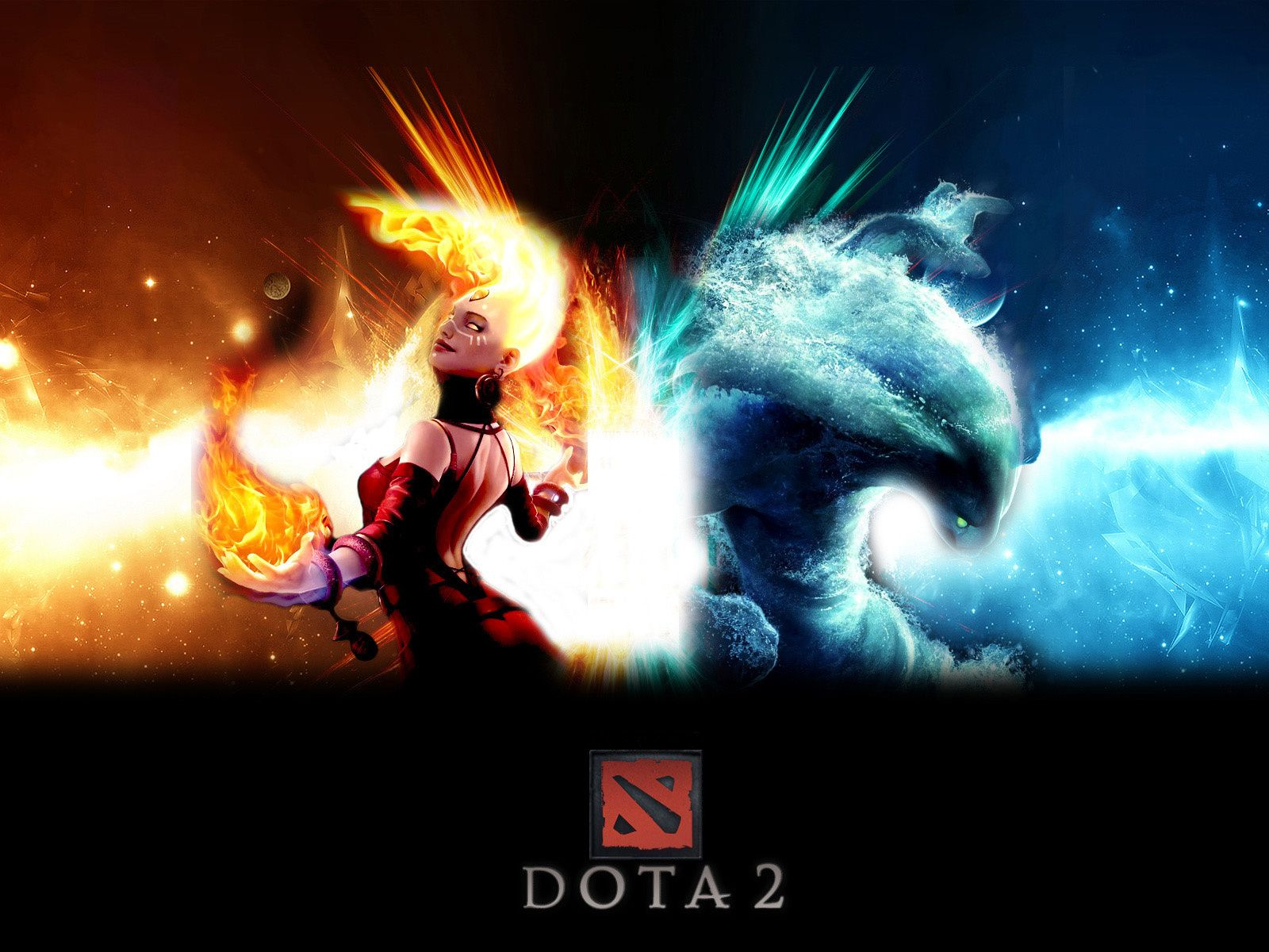 characters from Dota 2