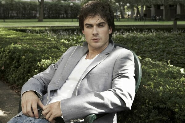 Cool Ian Somerhalder