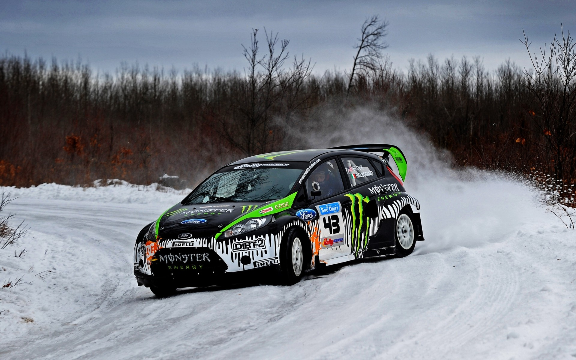 ford snow winter race drift track competition ice hurry vehicle action cold car sport fast weather rally ford fiesta