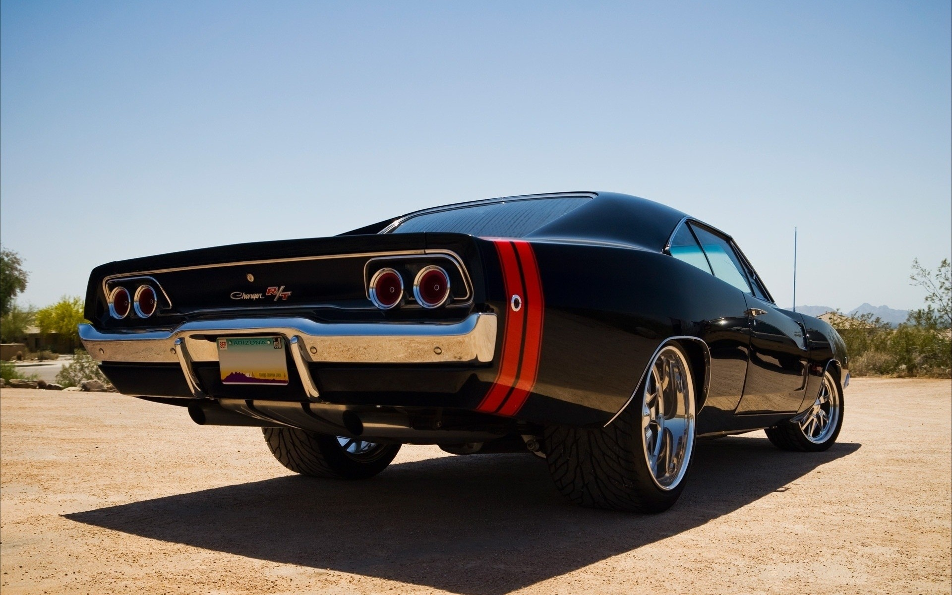 Old Dodge Challenger R T Android Wallpapers For Free