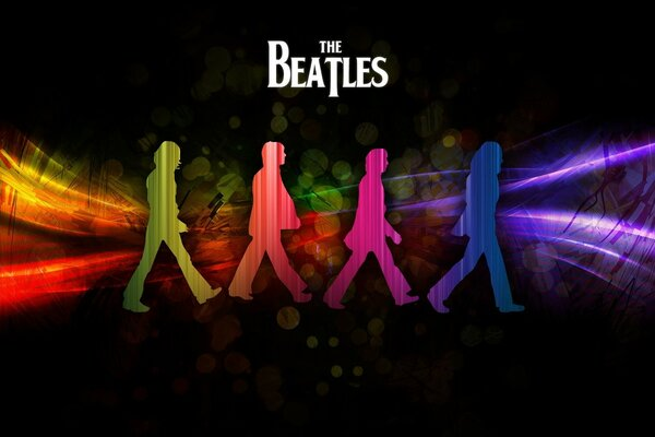 The Beatles Shadows