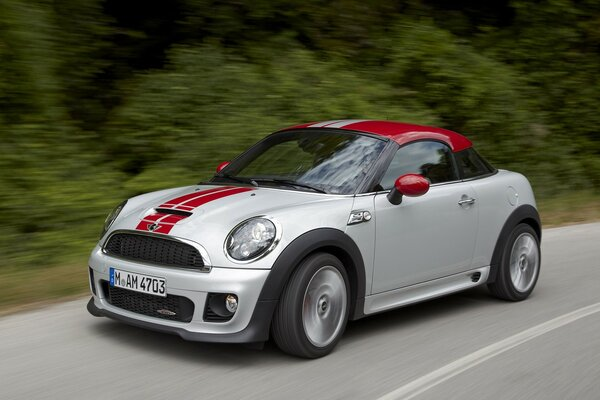 2012 Mini Coupe Production Speed
