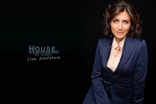 The Series Dr. House . Lisa Cuddy