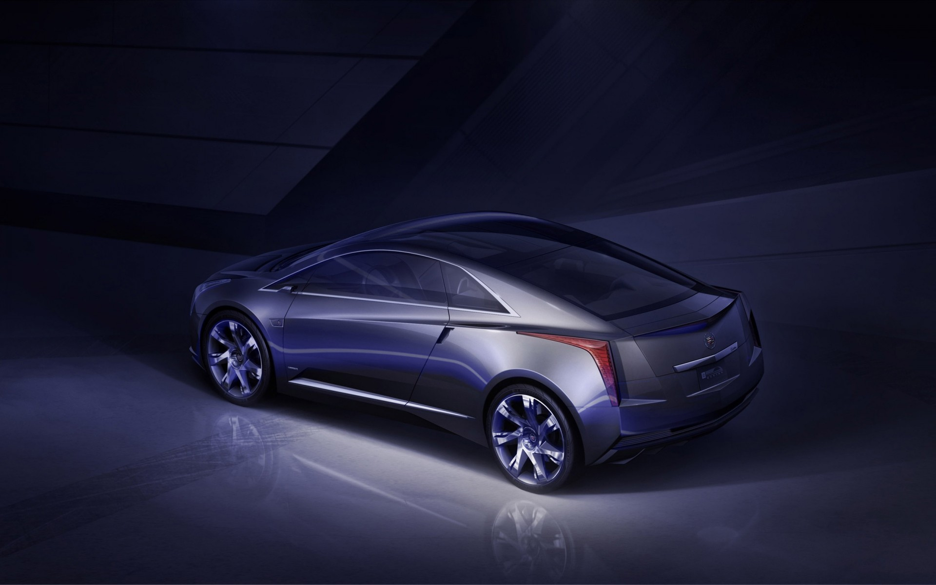 concept cars car vehicle automotive wheel blacktop pavement hood coupe sedan transportation system asphalt noon hurry action cadillac converj cadillac concept cadillac concept car