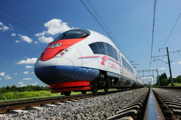 Cool Speed Train