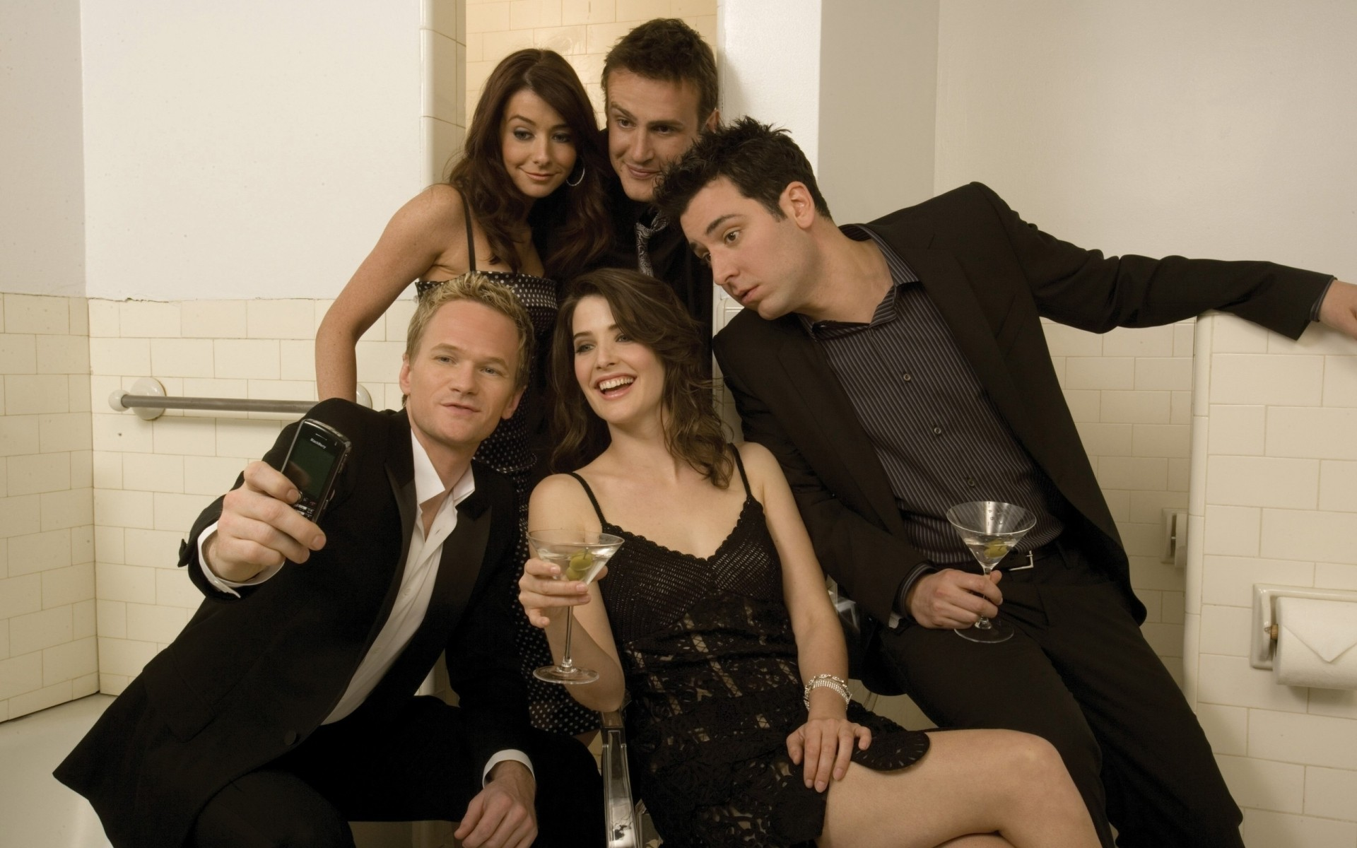 How I Met Your Mother Scene IPhone Wallpapers For Free