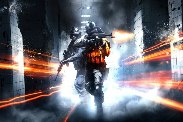 Battlefield 3 Co Op