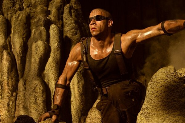 The Chronicles of Riddick Vin Diesel,