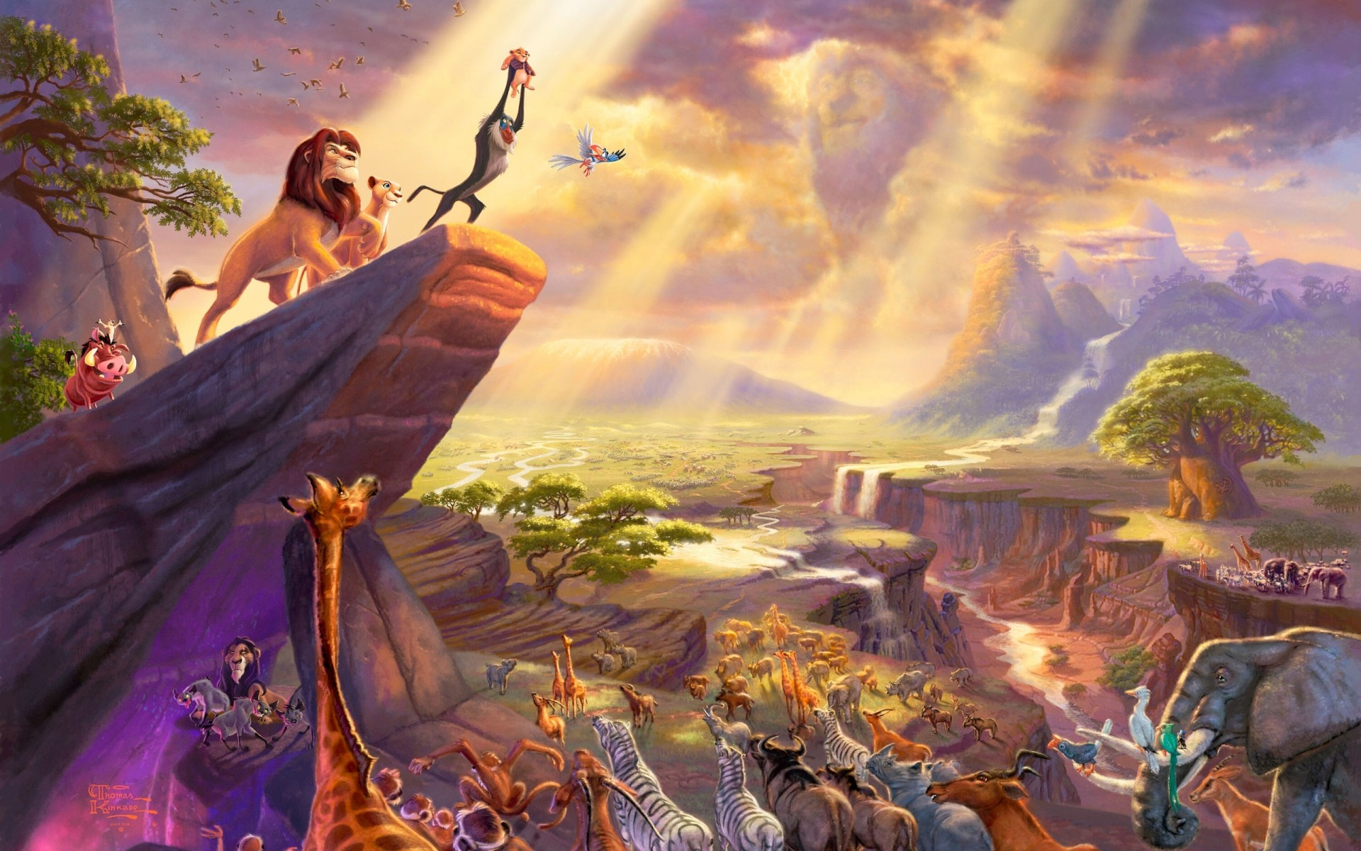The Lion King Android Wallpapers For Free