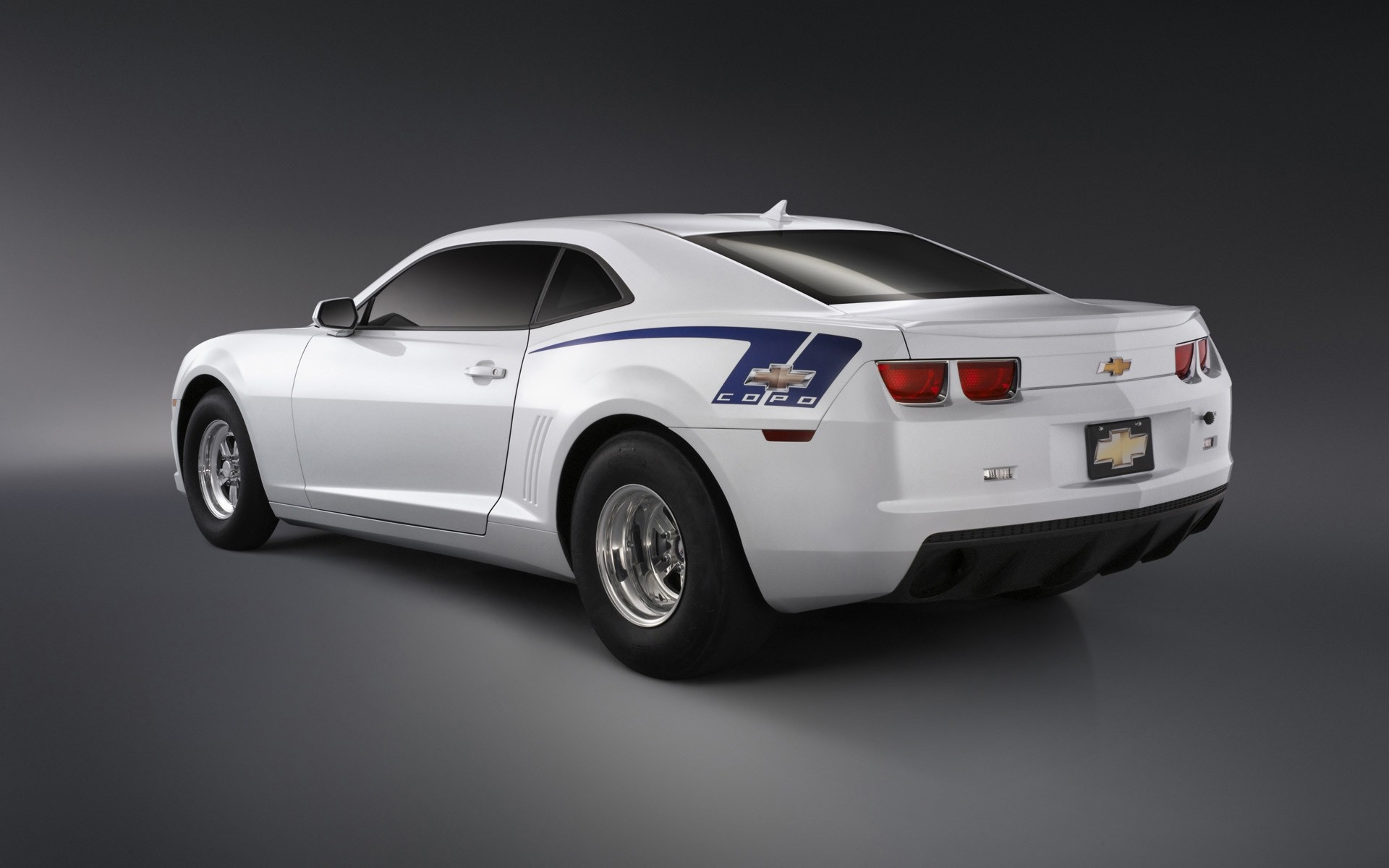 chevrolet copo camaro concept rear. android wallpapers for free.