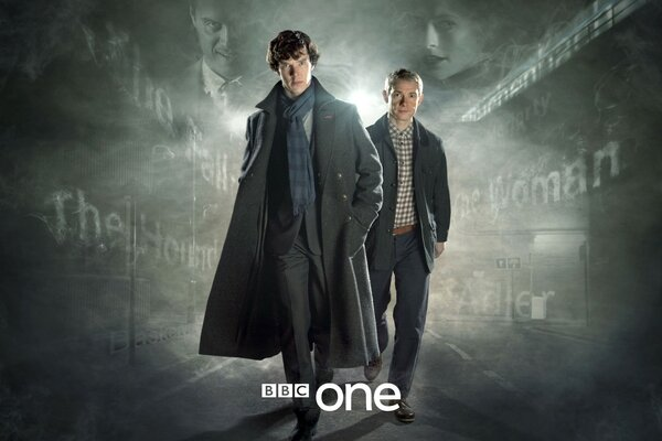 Sherlock BBC TV Series