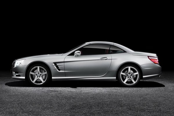 2012 Mercedes SL Side VIew