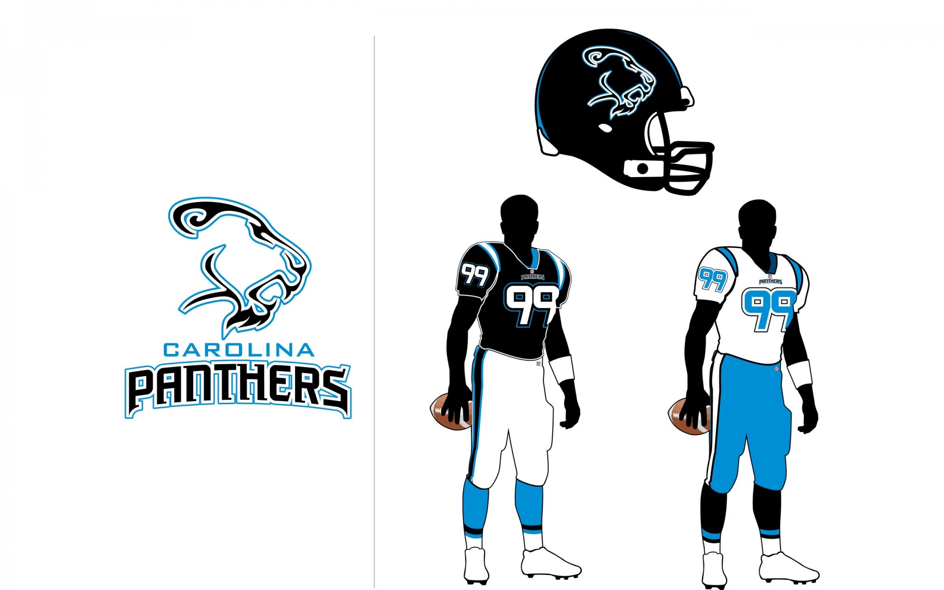 Carolina panthers logo android wallpapers for free voltagebd Choice Image