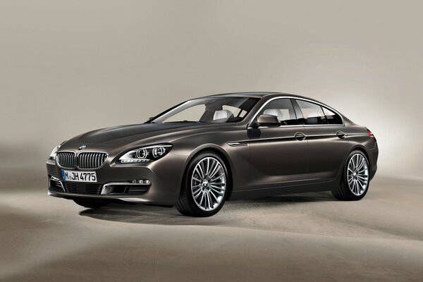 2013 BMW 6 Series Gran Coupe Studio