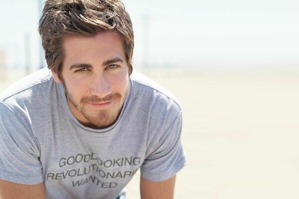 Actor boy Jake Gyllenhaal