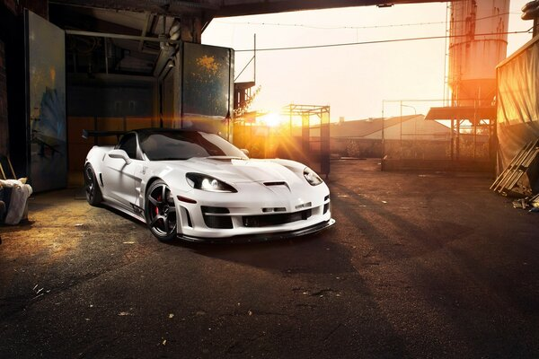 TIKT Corvette C6 ZR1