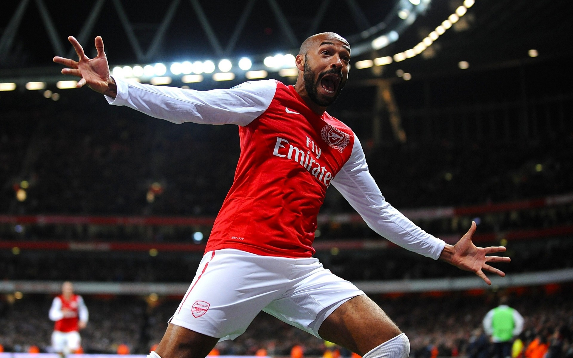 Thierry Henry Arsenal Android Wallpapers