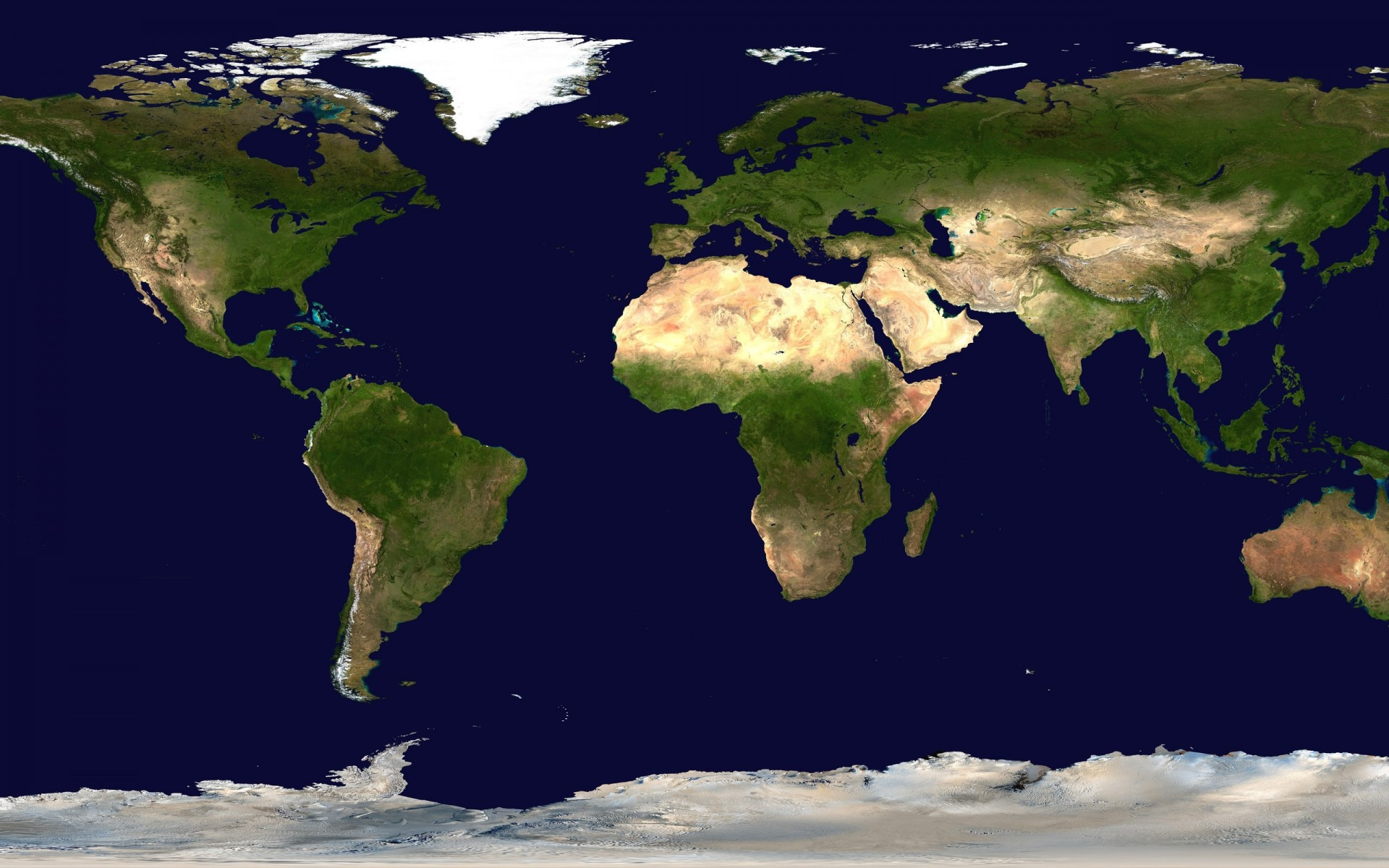 Clean World Map Desktop Wallpapers For Free