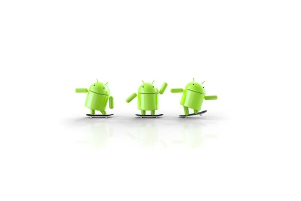 Android Skateboarding
