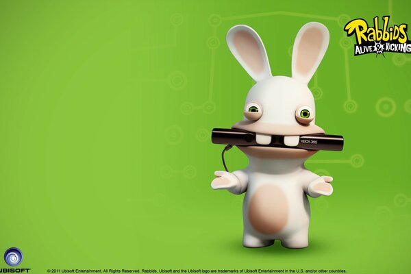 Rabbids Alive and Kicking Game