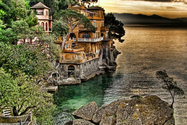 Portofino Coast View